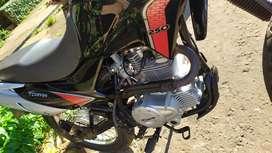 Moto Corven 250, 2018