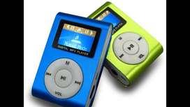 MP3- reproductor de musica