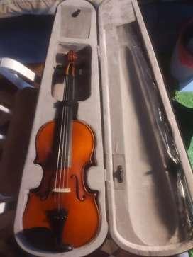 Violin más estuche
