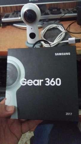 Liquido!! Camara Samsung Gear 360 4k
