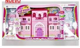 Casa para muñecas