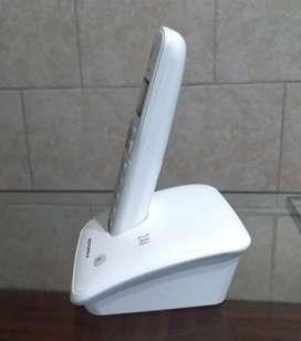 Telefono Inalambrico Motorola Auri 3520 Blanco