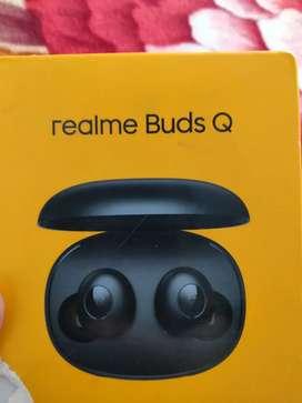 Audífonos realme BUds Q