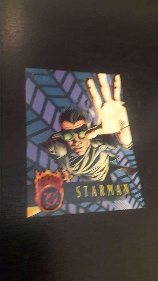 Trading Card DC Comics STARMAN 0