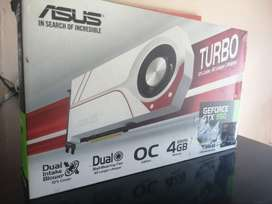 Asus Gtx960 Turbo Serie 4gb negociable
