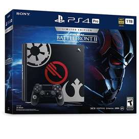 PS4 PRO 1 TB STAR WARS