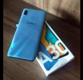 Samsung A30 como nuevo