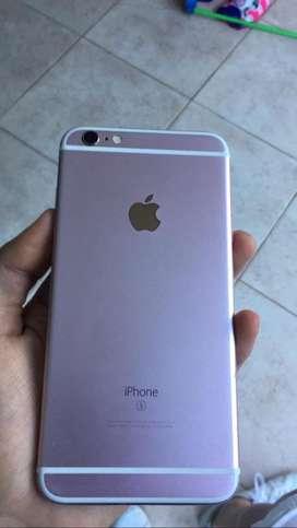 Se vende !Phone 6s Plus, precio negociable, 8/10
