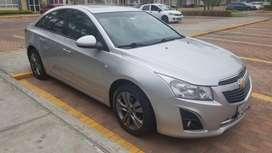 Vendo Chevrolet Cruze 2013 / TA / 64000Kms
