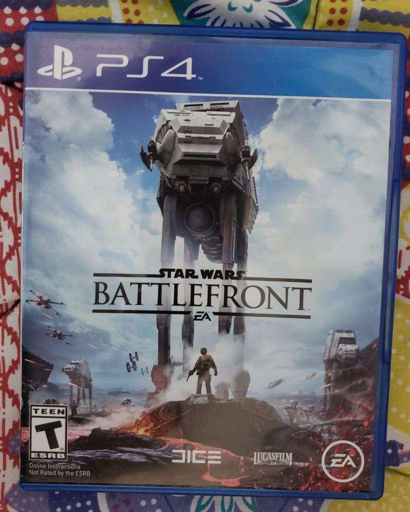 Ps4 Battlefront Star Wars 0