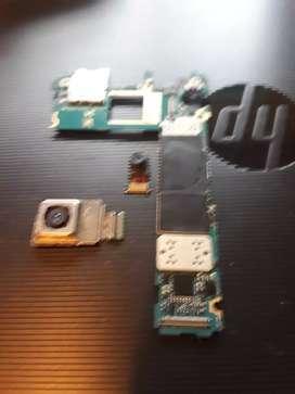 Samsung s6 edge placa, camaras bateria flex de carga etc...