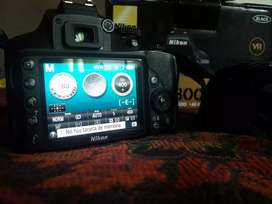 Nikon d3300 y lente YN