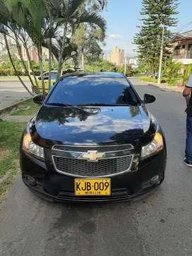 Chevrolet cruze modelo 2011 automatico , excelente estado