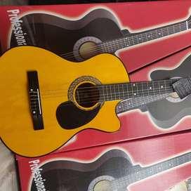 Guitarra Acustica Sakura Buen Sonido NUEVAS