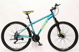 Vendo mountanbike sbk nueva