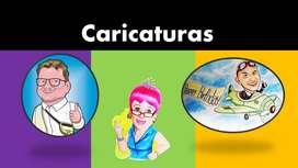 """Caricatura Profesional ganador """"El Espectador"""""""