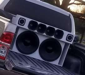 Audio car completo