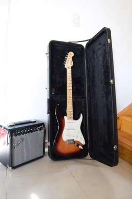 Guitarra Fender Stratocaster 2018 nueva