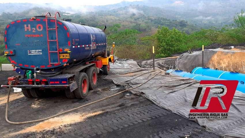 Agua Potable en Carrotanque 0