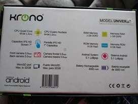 Tablet Krono 7 pulgadas