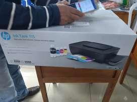 Impresora HP tank115 nueva