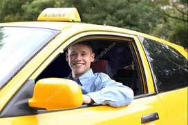Se solicita conductor de taxi con experiencia