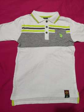Camiseta Polo Original Niño