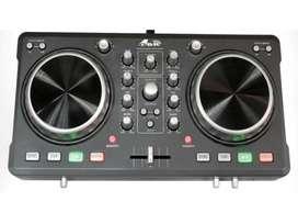 CONTROLADOR GBR DJ100 MK 2 CON PLACA DE SONIDO PRO