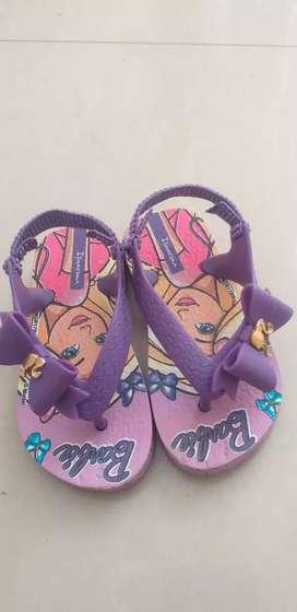 Vendo Sandalias Barbie Ipanema