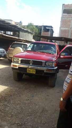 Usado, camioneta toyota 4x4 segunda mano  Perú