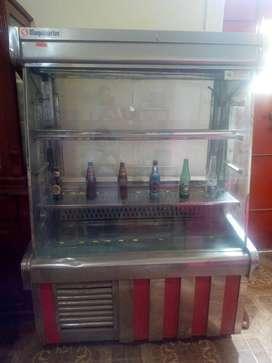 Remato congeladora-exhibidora