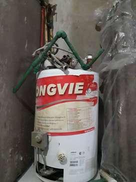 termotanque longvie a gas
