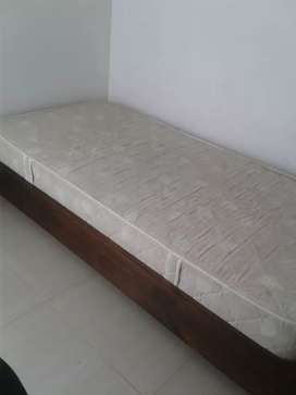 Vendo 2 camas con colchón