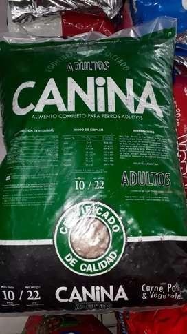 Alimentos Balanceados canina