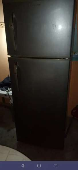 Refrigeradora dañada