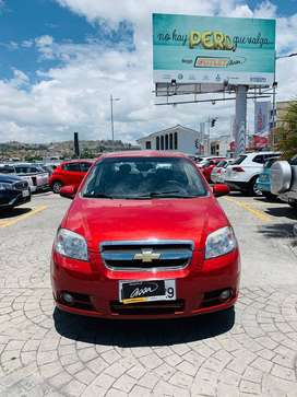 Chevrolet Aveo Emotion Advance - 2015