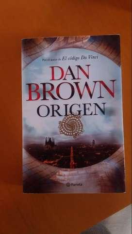 Dan Brown - Origen