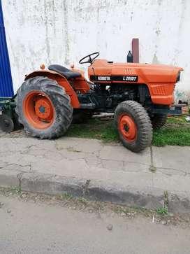 Tractor kuota l 295 30hp