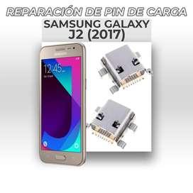 ¡Reparación de Pin de Carga de Samsung Galaxy J2!