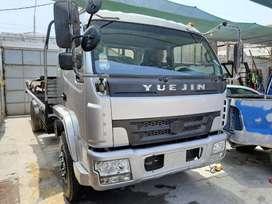 Camión Yuejin de 10 toneladas año 2012