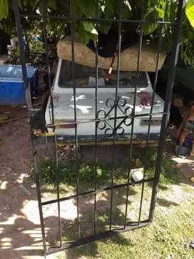Puerta se rejas