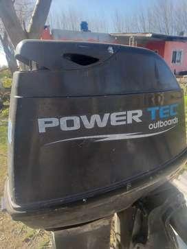 Vendo desarme de powertec 60..bielas rodamientos,blok,carburadores, caja negra,,bobinas,pata completa, carcasa etc..