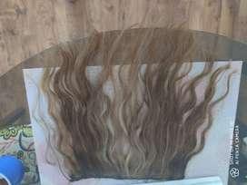 Extensión cabello natural