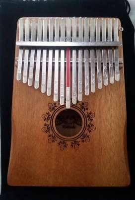 17 Llaves Kalimba Pulgar Piano Bindor Dedo Piano Mbira Kalim