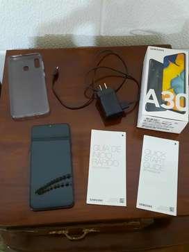 Samsung  Galaxy  A 30 32 Gb  Negro 3 Gb Ram