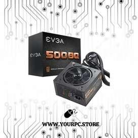 Fuente Evga 500w Bq 80+ Bronze