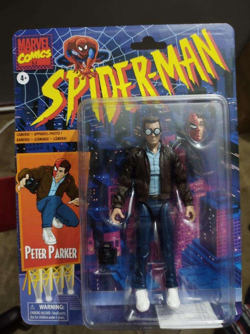 Spider-man de coleccion nuevo 0