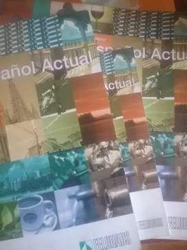 Libros aleman y español