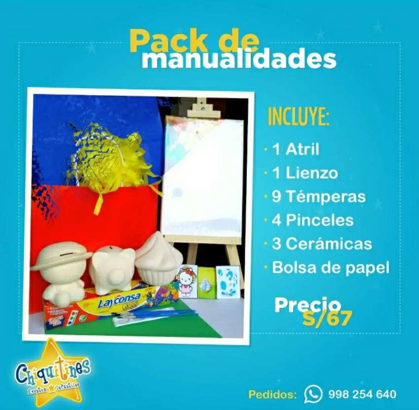 Pack de manualidades 0
