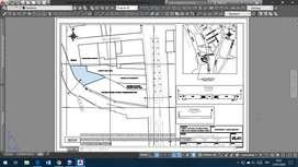 elaboracion de planos huaral - chancay